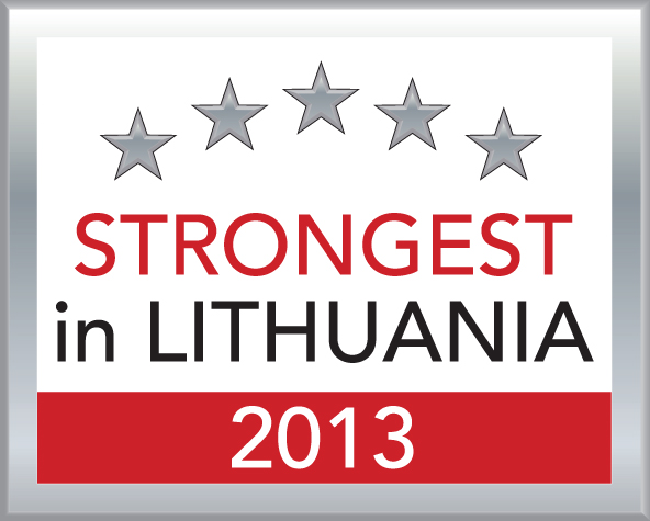 Barborr Security Doors Strongest in Lithuania 2013