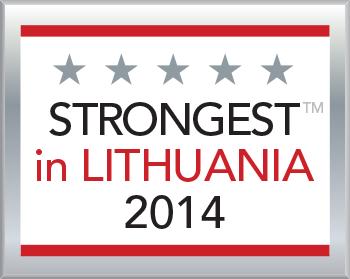 Barborr Security Doors Strongest in Lithuania 2014