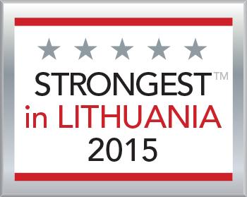 Barborr Security Doors Strongest in Lithuania 2015