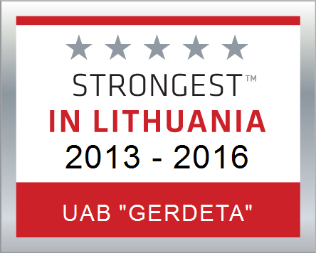 Barborr Security Doors Strongest in Lithuania 2016